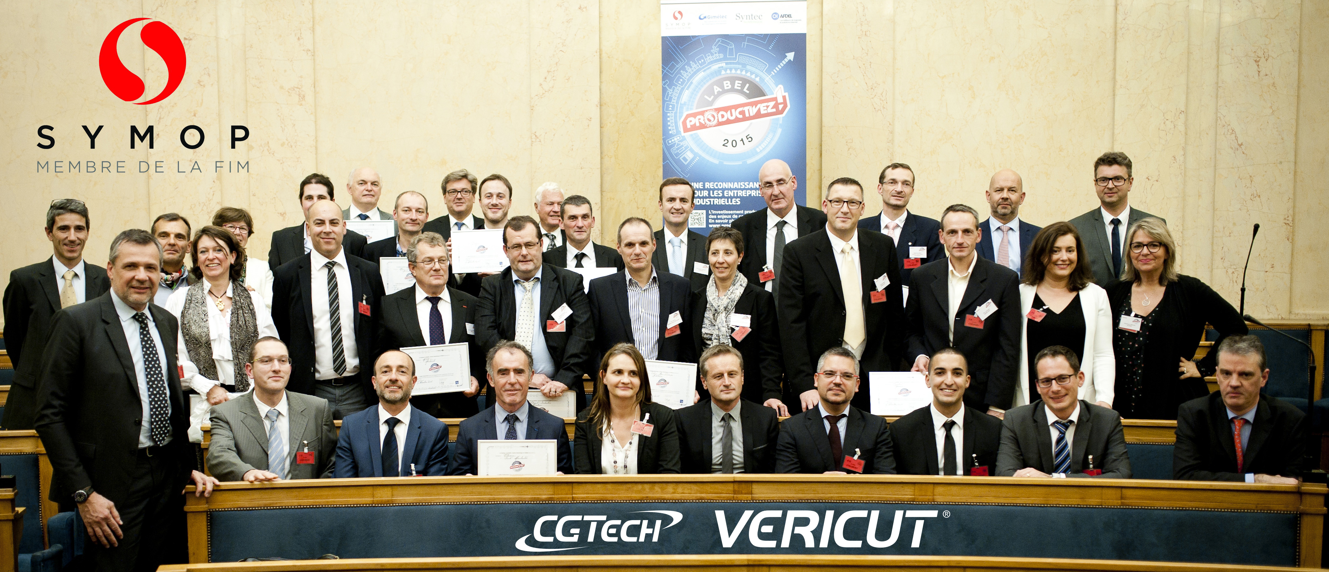 Labels productivez 2015 cgtech vericut symop