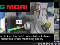 Nouvelle galerie virtuelle DMG MORI
