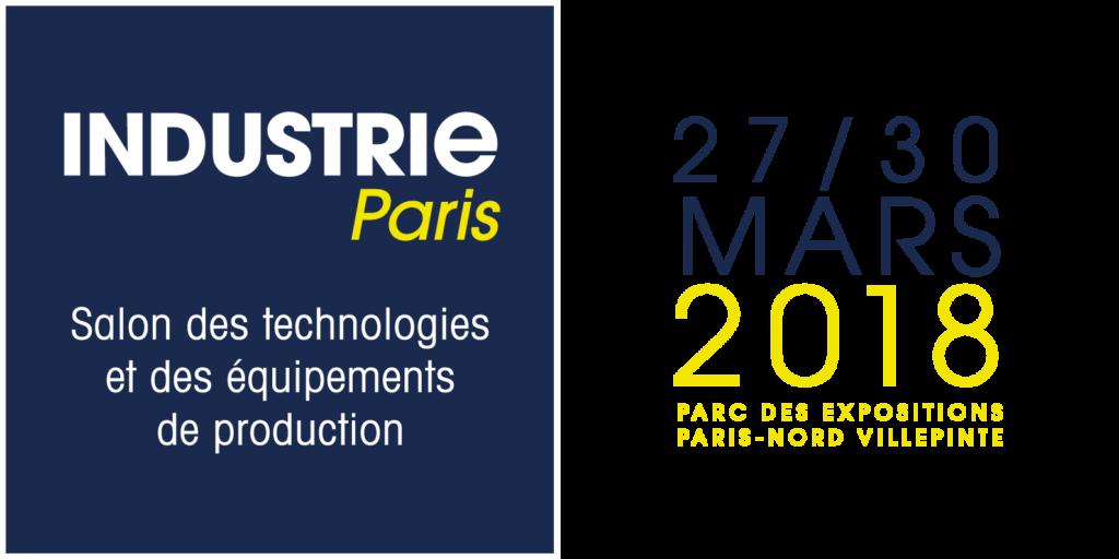 Salon Industrie Paris 2018