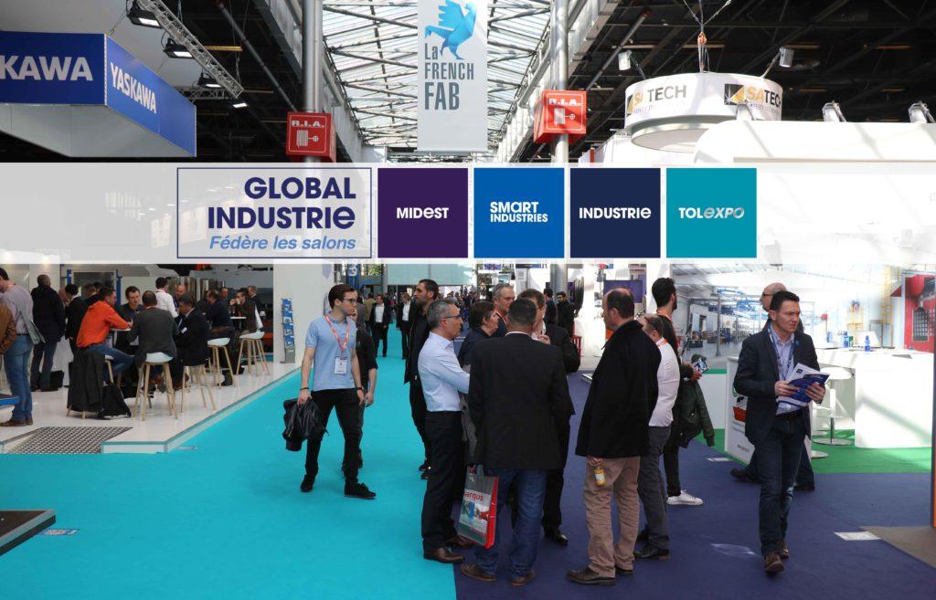 salon global industrie avec CGTech VERICUT