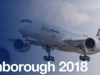 Actualités du salon Farnborough Air Show 2018