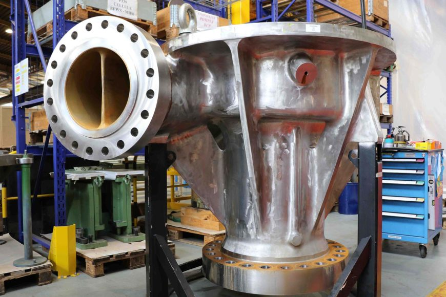 Reportage SPX FLOW – ClydeUnion Pumps