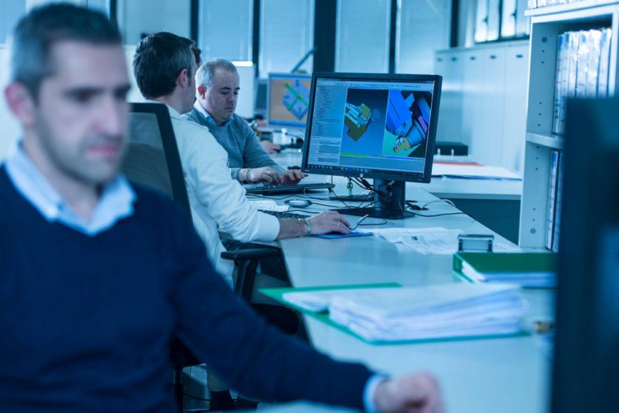 BRAWO, entreprise d'usinage investit dans la technologie pour être plus compétitive.