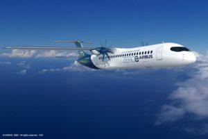 Airbus projet ZEROe