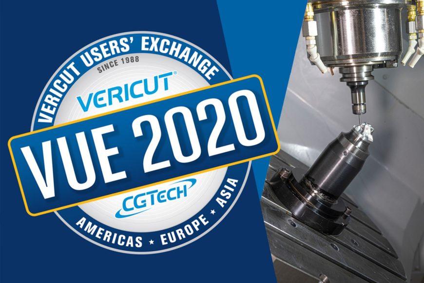VUE 2020 CGTech VERICUT avec DMG MORI